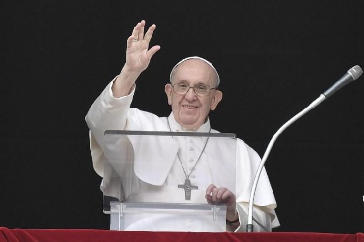 Ferenc pápa: Az olimpiai játékok legyenek az egyetemes testvériség jelei!