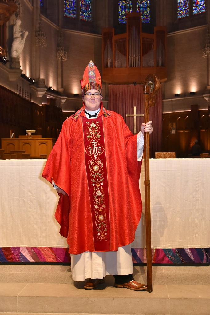 Transznemű püspök: ez már nem a kereszténység