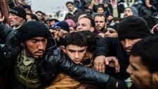 Kik menekülnek Aleppóból?
