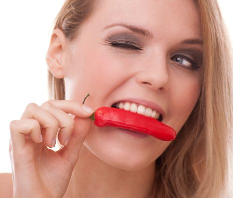 A csípős étkek kedvelőnek magasabb a tesztoszteronszintje