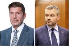A Smer oligarcháját azzal vádolják, hogy csúszópénzt vett át Pellegrini részére