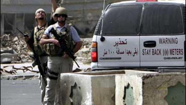 Egy korábbi Blackwater zsoldos parancsnok elesett, egy pedig fogságba esett Jemenben