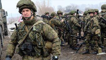 Az orosz hadsereg a Baltikum lerohanását gyakorolta?