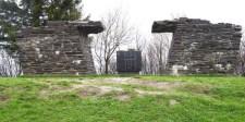 Felavatták és felszentelték a vereckei honfoglalási emlékmű új oltárkövét Kárpátalján