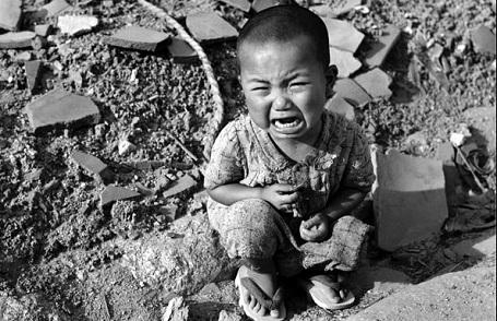 Ismeretlen fotók a hirosimai atomtámadás borzalmairól 18+