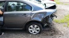 Komoly károkat szenvedtek el a magyar járművek