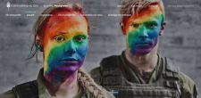 Így néz ki most a Svéd Fegyveres Erők honlapja
