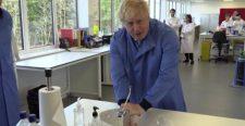 Koronavírus: Boris Johnson brit miniszterelnök tesztje is pozitív lett