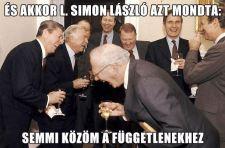 L. Simon Lászlót megtámadták a mémek
