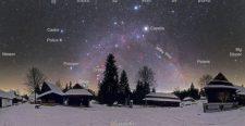 A NASA szerint a nap legjobb felvételét egy szlovák fotós készítette Bölényfalván