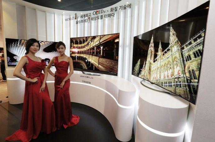 Itt a tévé, ami fityiszt mutathat a LCD-knek