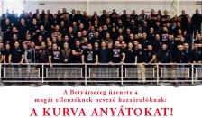 A Betyársereg üzenete a magát ellenzéknek nevező hazaárulóknak