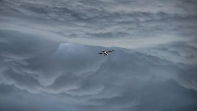 Repülőgépek sértették meg a magyar légteret