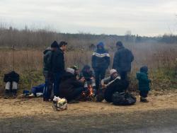 Illegális bevándorlók lepik el Ásotthalmot