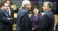 Politico: Éket akar verni a V4-ek közé Brüss