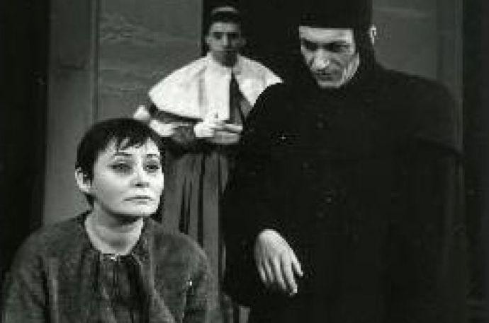Elhunyt Lóránd Hanna Jászai Mari-díjas színésznő