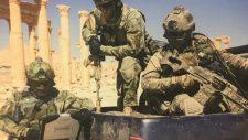Az orosz csapatok új állásokat építenek ki Deir Ezzor déli részén