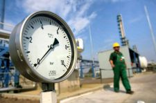Alig van földgáz a hazai tárolókban