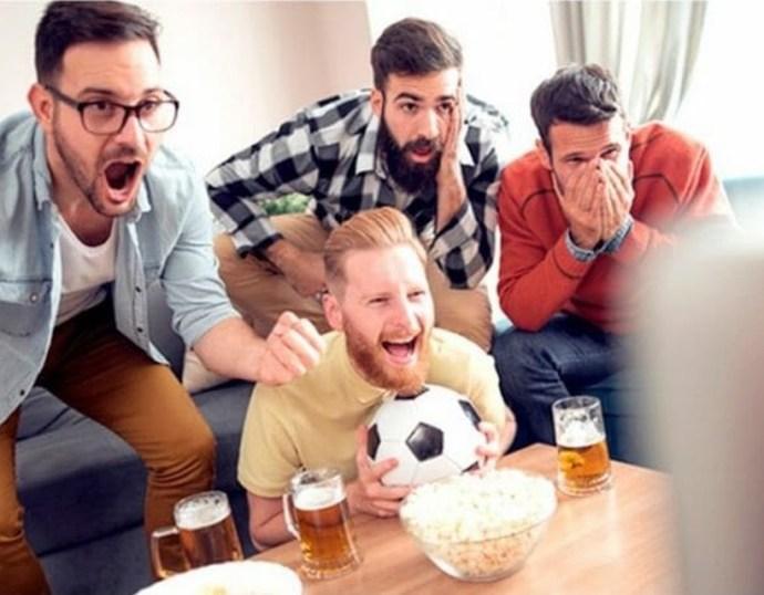 Internazionale–AS Roma focimeccs a tévében