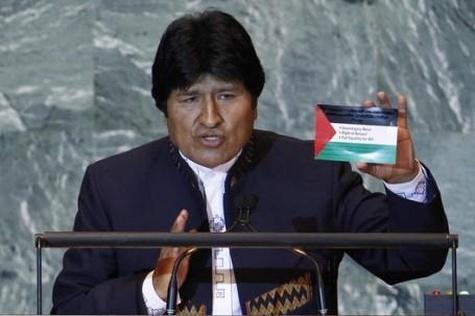"""Morales terrorista állammá nyilvánította """"Isten ajándékainak"""" országát – Orbánék közben csak cinkosan hallgatnak"""