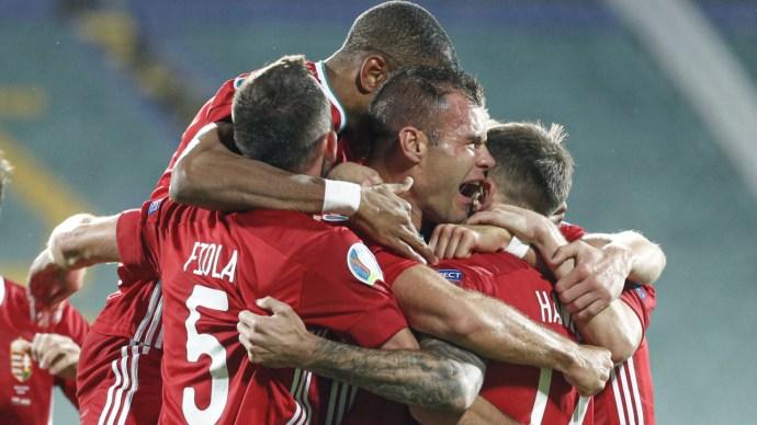 Feljött a FIFA-világranglistán a válogatott
