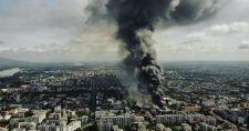 Hárommilliárd forint értékű áru égett el a bukott miniszter raktárában – a rendőrség rongálás gyanújával nyomoz