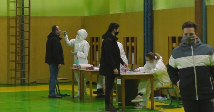 Tömeges tesztelés: magas a fertőzöttség a Dunaszerdahelyi járásban