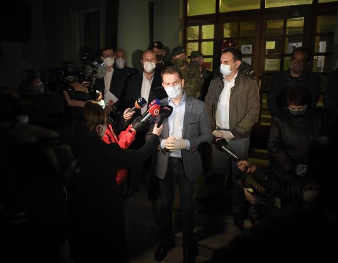 Mikas: lezárják a fertőzött romatelepeket