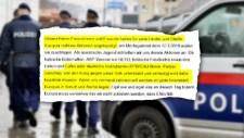 Titkos figyelmeztetés osztrák rendőröknek – MTI-nak tilos elolvasnia!