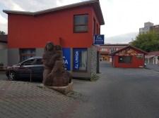 Kerényi Jenő hányatott sorsú lévai szoborcsoportjának története