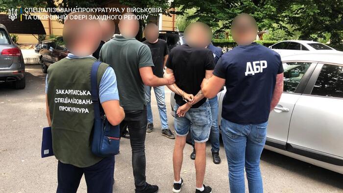Korrupt határőrt tartóztattak le Kárpátalján