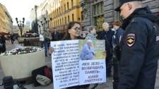 Megöltek egy buzipropagandistát Oroszországban