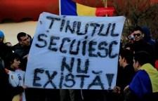Garanciát követelnek a székelyföldi románok, hogy sosem lesz autonómia a térségben