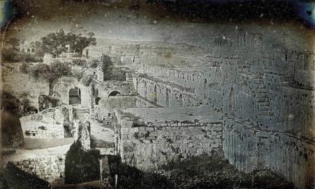 Az első fotók Jeruzsálemről