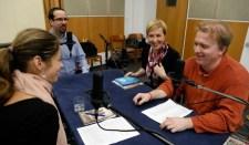"""""""Egy kattintásra az egymásban lévő Istentől"""" – NEK-podcast Lackfi Jánossal a magyar kultúra napján"""