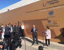Hivatalosan is elfogadták az ENSZ migrációs paktumát Marokkóban
