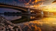 Hatalmas munka kezdődik szombat éjszaka a Margit híd alatt