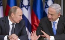Izrael és Oroszország együttműködik esetleges katonai összetűzések elkerülése végett