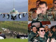Szánalmas izraeli magyarázkodás a lelőtt F16-osról