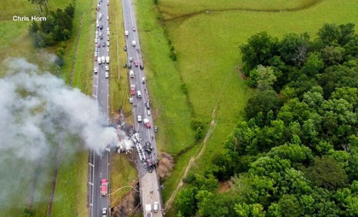 Borzalmas baleset Alabamában, kilenc gyerek meghalt