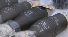 Szíria bizonyítékot kínált fel a terroristáknak eljuttatott nyugati fegyverekről