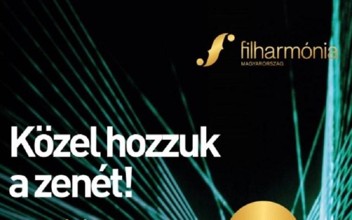 A Filharmónia Magyarország gazdag online koncert-sorozattal jelentkezik