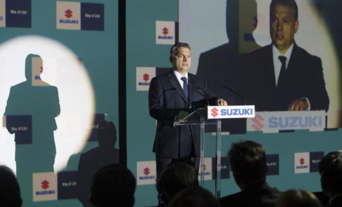 Azonnal kirúgták a Suzuki-gyárból a munkást, aki szakszervezetet akart létrehozni