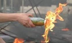Az érdi lakásfoglalás háttere: Molotovval akart valaki rendet teremteni