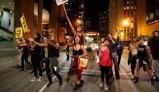 San Franciscóban utcai zavargások voltak
