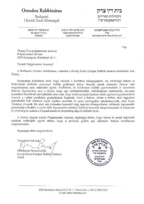 A kormány által tízmilliókkal kibélelt Zsidó Gárda feljelenti Pörzse Sándort