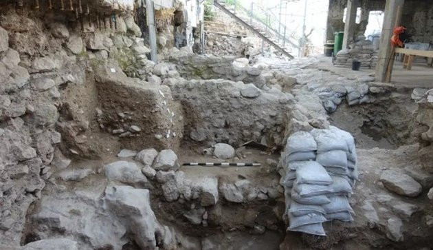 A Bibliában is szereplő, 2800 évvel ezelőtti földrengésre utaló emlékeket találtak Jeruzsálemben