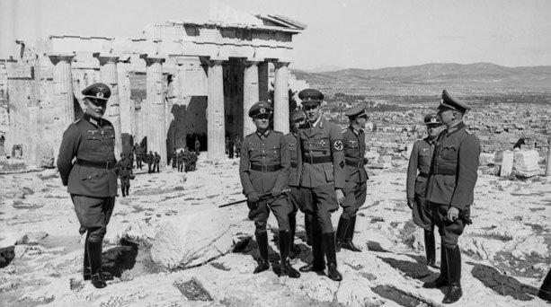 Turisták kezdték törleszteni a 2. világháborús jóvátételt