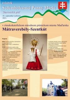 A magyar–szlovák békés egymás mellett élés jegyében szerveznek búcsút Mátraverebély-Szentkúton