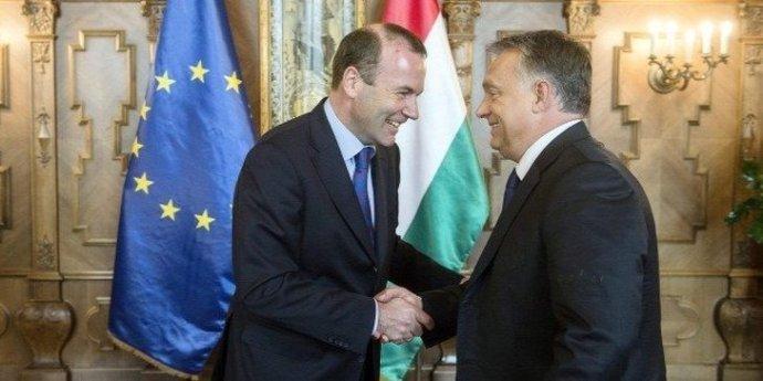 Manfred Weber a magyar belügyekbe avatkozik